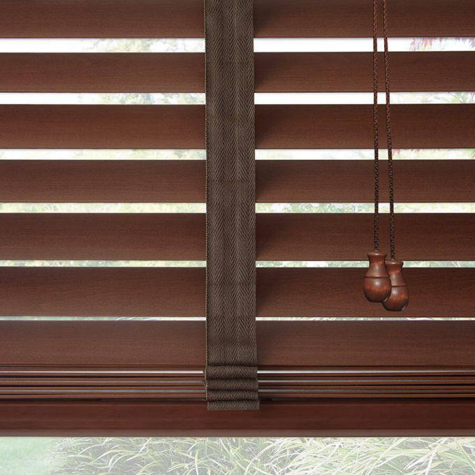 """2"""" Premium Wood Blinds 4722"""