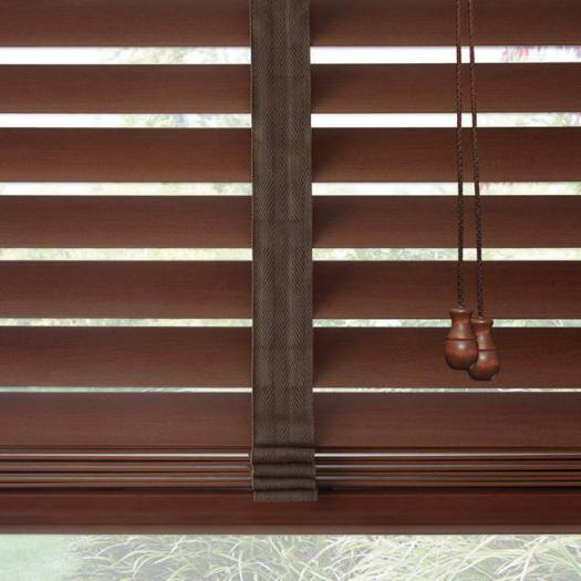 "2"" Premium Wood Blinds 4722"