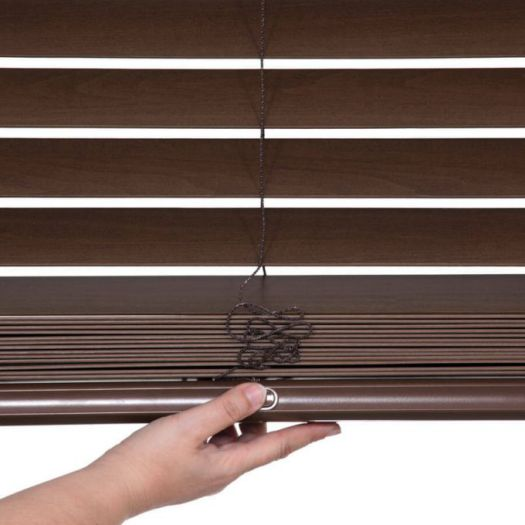 "2"" Premium Wood Blinds 4724"