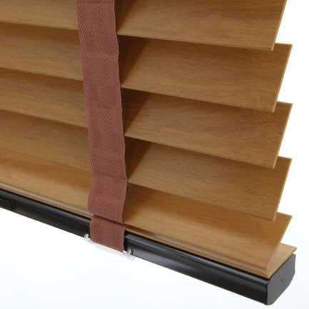 """2"""" Premium Plus Faux Wood Blinds 4567"""