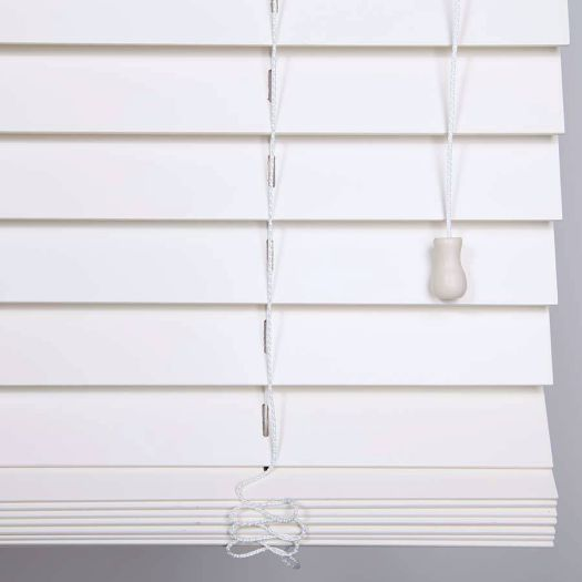 2 Quot Super Value Faux Wood Blinds Select Blinds Canada