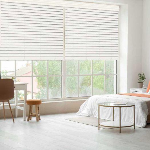 """2"""" Designer Wood Blinds 4734"""