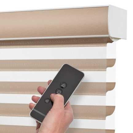 "2"" (Good Housekeeping) Designer Signature Linen Light Filtering Sheer Shades 5187"