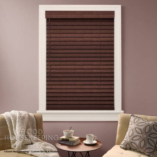 "2"" (Good Housekeeping) Designer Signature Wood Blinds 4437"