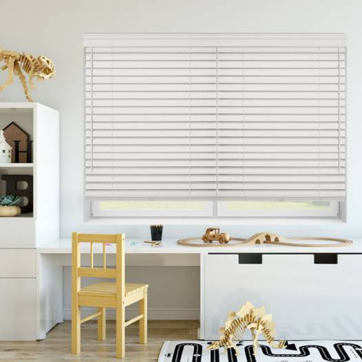 "2"" (Good Housekeeping) Designer Signature Wood Blinds 7020"