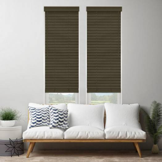 "2"" (Good Housekeeping) Designer Signature Wood Blinds 7021"