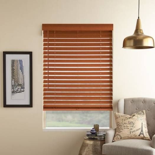 "2"" (Good Housekeeping) Designer Signature Wood Blinds 7022"