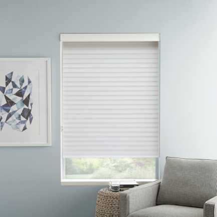 "2"" Premium Cordless Room Darkening Sheer Shades 4780"