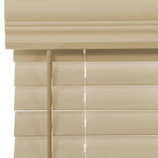 "2"" Premium Faux Wood Blinds 4766 Thumbnail"