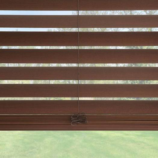 "2"" Premium Faux Wood Blinds 4769 Thumbnail"