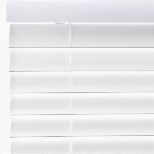 "2"" SelectWave Cordless Faux Wood Blinds 4795 Thumbnail"