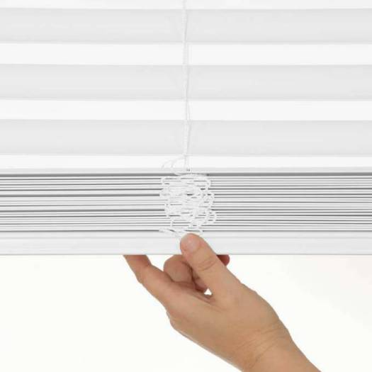 "2"" SelectWave Cordless Faux Wood Blinds 4799 Thumbnail"