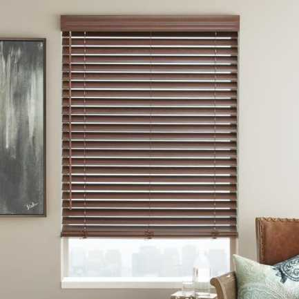 "Super Value 2"" Wood Blinds 6476"