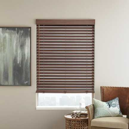 "Super Value 2"" Wood Blinds 6478"