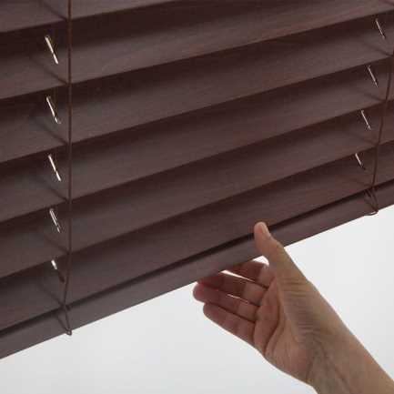 "Super Value 2"" Wood Blinds 6481"