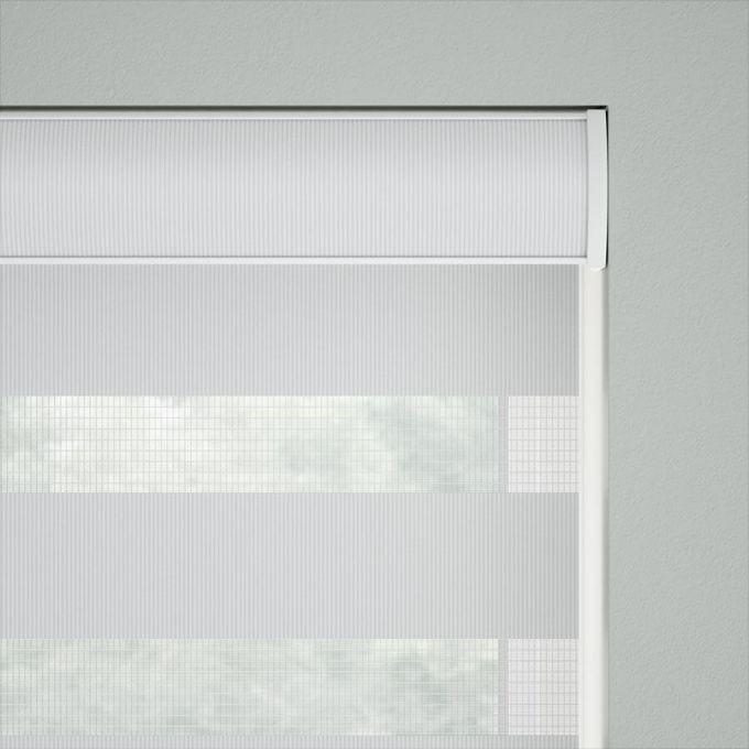 """2"""" Value Light Filtering Sheer Shades 7178"""