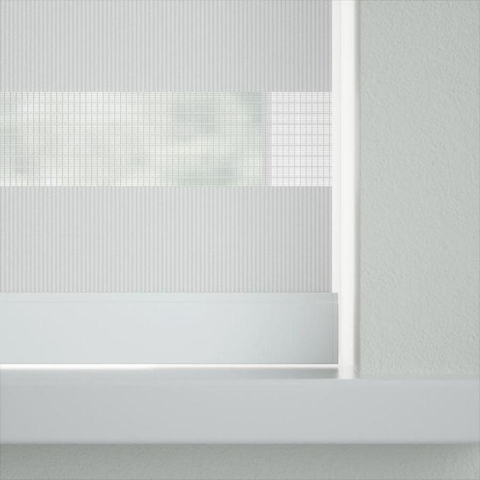 """2"""" Value Light Filtering Sheer Shades 7534"""