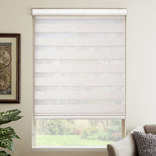 "2"" Value Light Filtering Sheer Shades 5776"