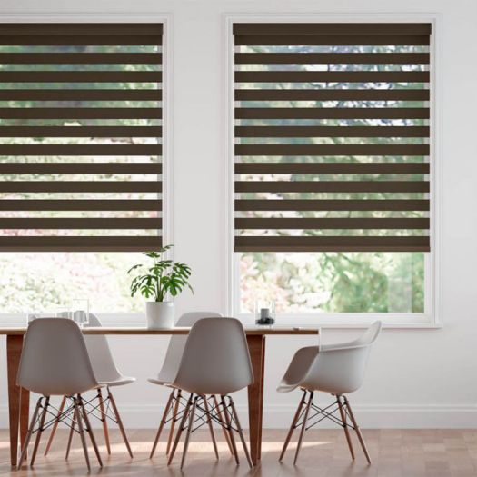 "2"" Value Light Filtering Sheer Shades 5779"
