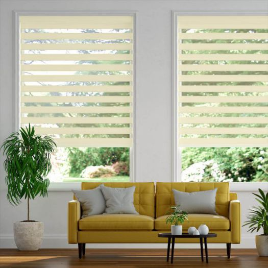 "2"" Value Light Filtering Sheer Shades 5780"