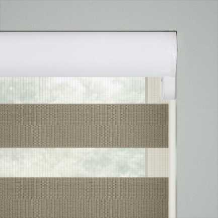 "2"" Value Room Darkening Sheer Shades 4313"