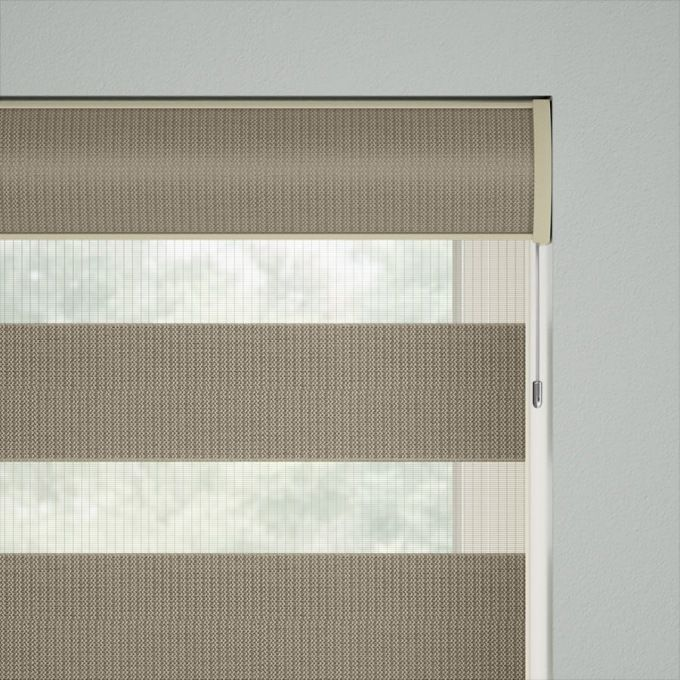 "2"" Value Room Darkening Sheer Shades 4314"