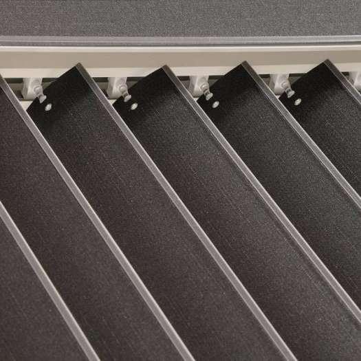 """3 1/2"""" Designer Fabric Vertical Blinds 7289"""