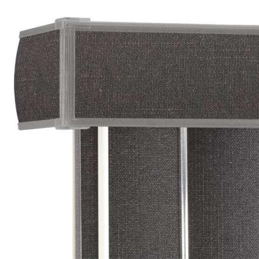 """3 1/2"""" Designer Fabric Vertical Blinds 7287"""