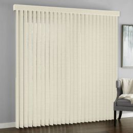 "3 1/2"" Designer Fabric Vertical Blinds"