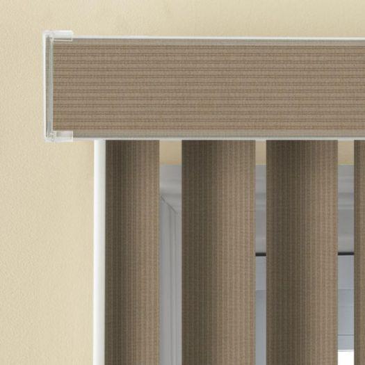 """3 1/2"""" Premium Fabric Vertical Blinds 4807"""