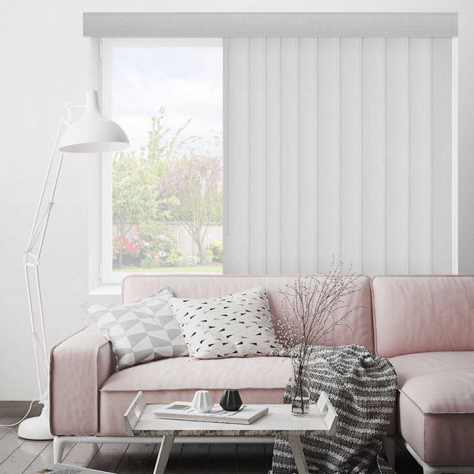 """3 1/2"""" Premium Fabric Vertical Blinds 4808"""