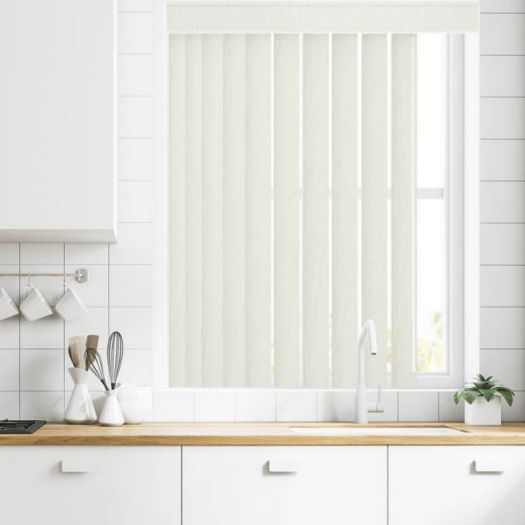 Faux Wood Vertical Blinds 6432