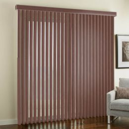 Vertical Blinds Room Darkening Patio Door Blinds Pvc Vertical