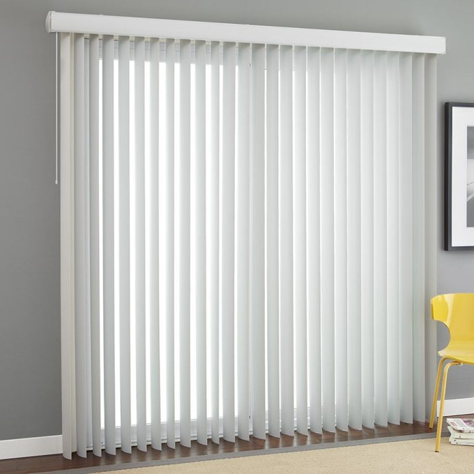 3 189 Quot Premium Smooth Vertical Blinds