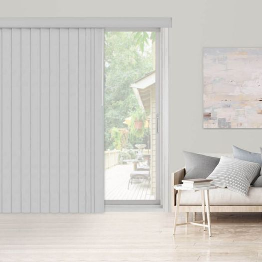 Smooth Vertical Blinds 6446