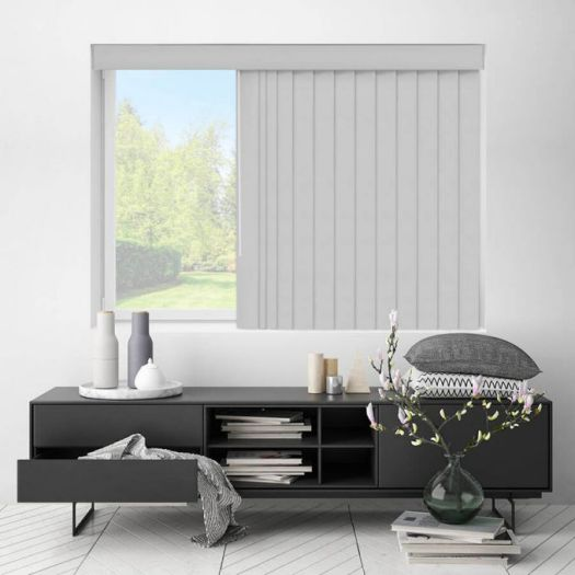 Smooth Vertical Blinds 6448