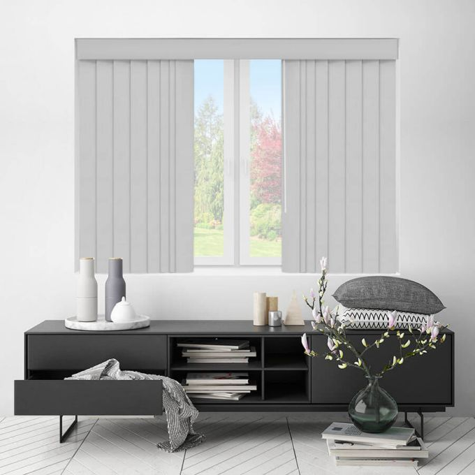 "3 1/2"" Premium Smooth Vertical Blinds 4837"