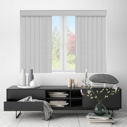 Smooth Vertical Blinds 6449