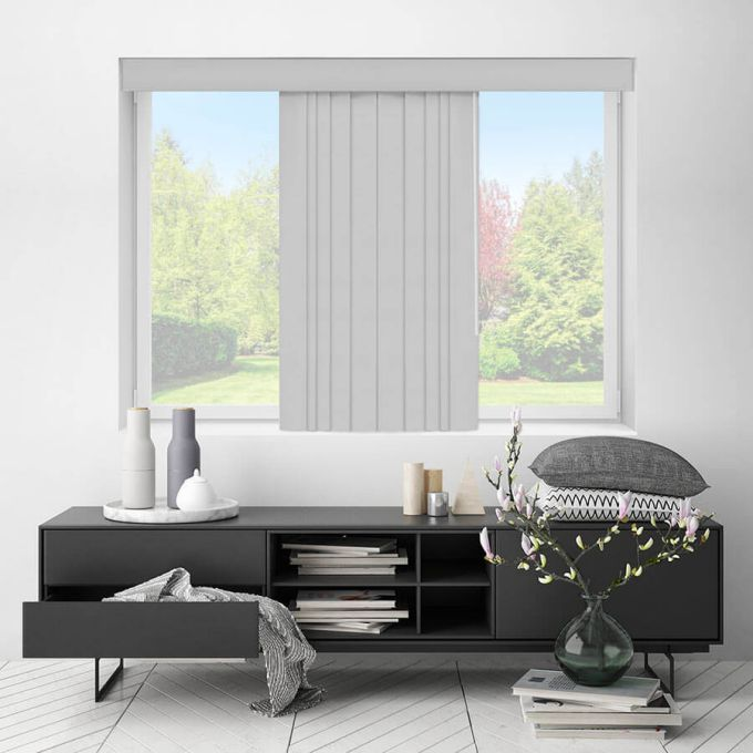 "3 1/2"" Premium Smooth Vertical Blinds 7279"