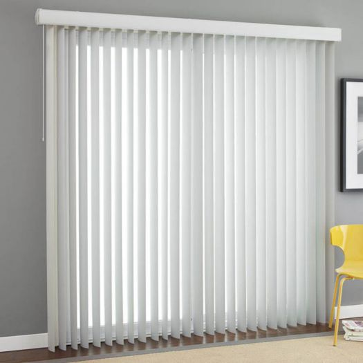 "3 1/2"" Premium Smooth Vertical Blinds 7280 Thumbnail"