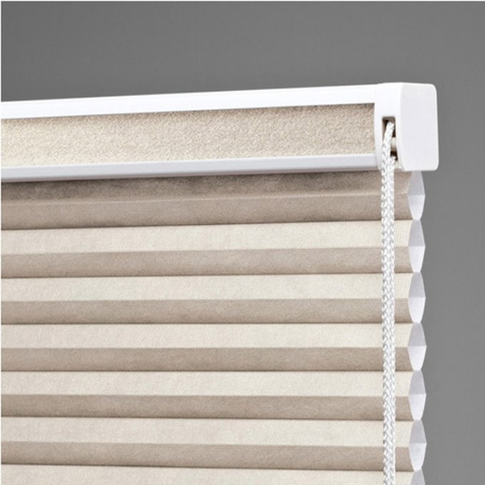 "3/4"" Single Cell (Carriann) Designer Signature Blackout Honeycomb Shades 4633"