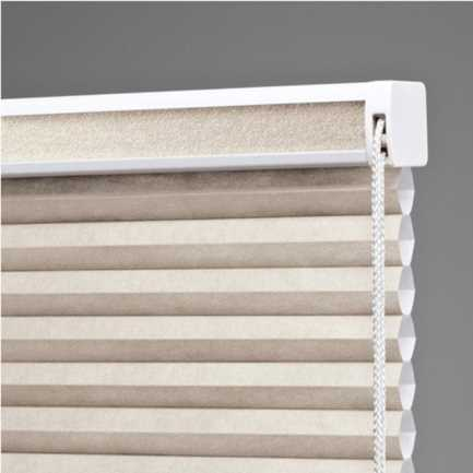 """3/4"""" Single Cell (Carriann) Designer Signature Blackout Honeycomb Shades 4633"""