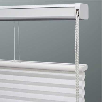 """3/4"""" Single Cell (Carriann) Designer Signature Blackout Honeycomb Shades 4634"""
