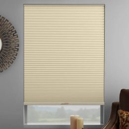 "3/4"" Single Cell (Good Housekeeping) Designer Signature Blackout Honeycomb Shades"