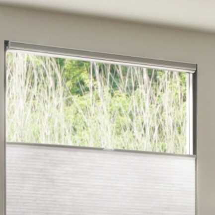 "3/4"" Single Cell (Good Housekeeping) Premium Cordless Light Filtering Honeycomb Shades 5165"