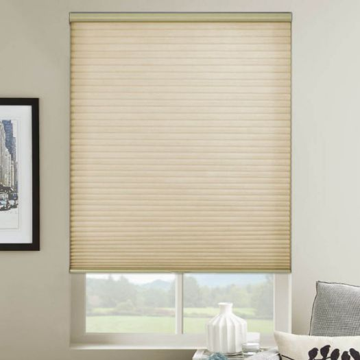 Designer Cordless Light Filtering Honeycomb Shades 5163 Thumbnail