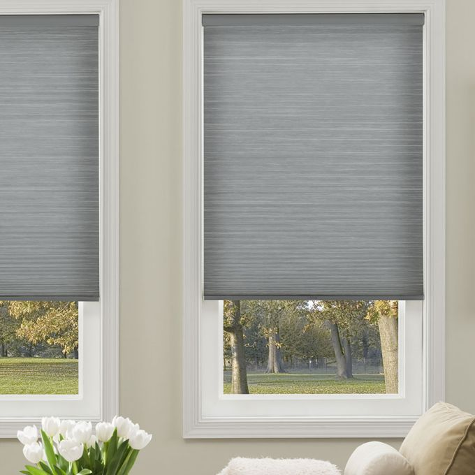 Designer Cordless Light Filtering Honeycomb Shades 7061