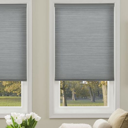 "3/4"" Single Cell (Good Housekeeping) Premium Cordless Light Filtering Honeycomb Shades 7061"