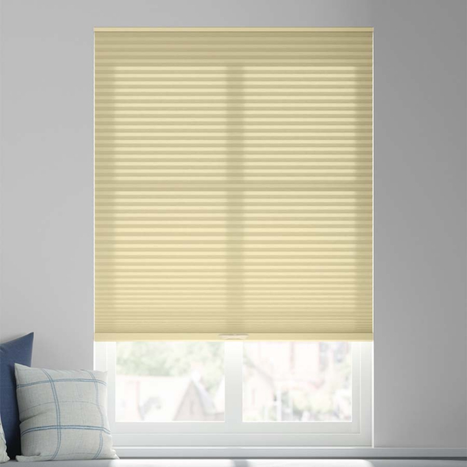 3 4 Quot Single Cell Premium Light Filter Honeycomb Shades