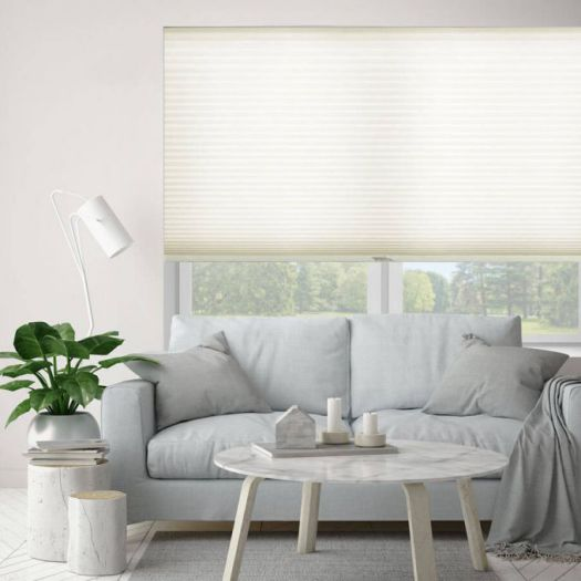 "3/4"" Single Cell Premium Light Filter Honeycomb Shades 5463"